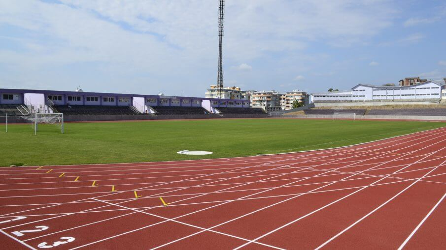 стадион, лека атлетика