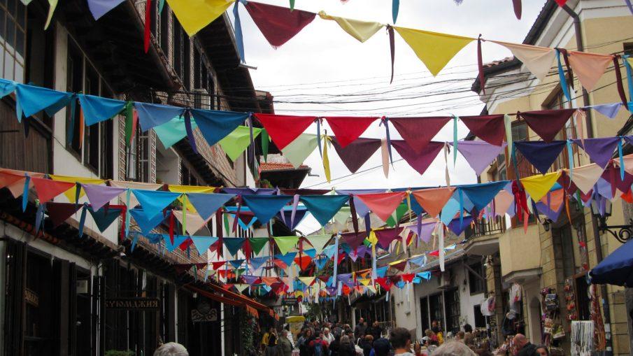 Фестивал на занаятите Самоводска чаршия