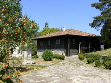 община Елена, Даскалоливницата
