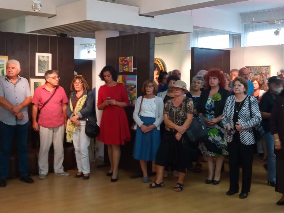 изложба Свищовски лозници културна програма