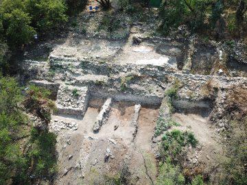 разкопки Ряховец