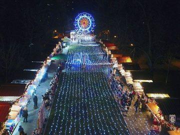 Коледен базар Велико Търново