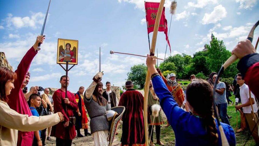 средновековен лагер Царевец
