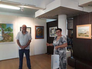 Пламен Терзиев изложба
