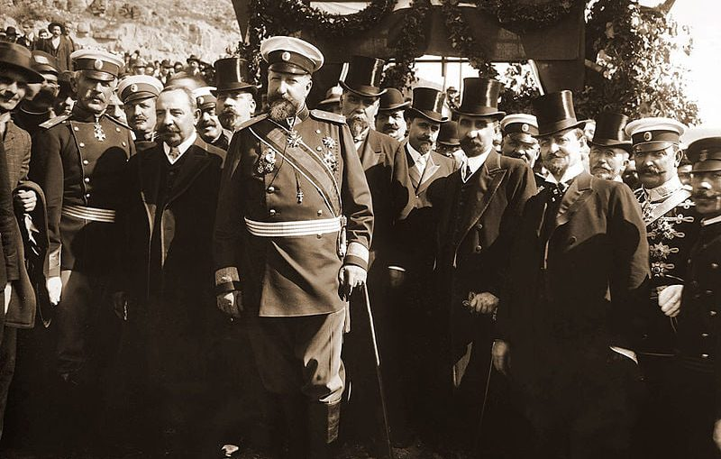Независимост на България, Даниел Панов кмет