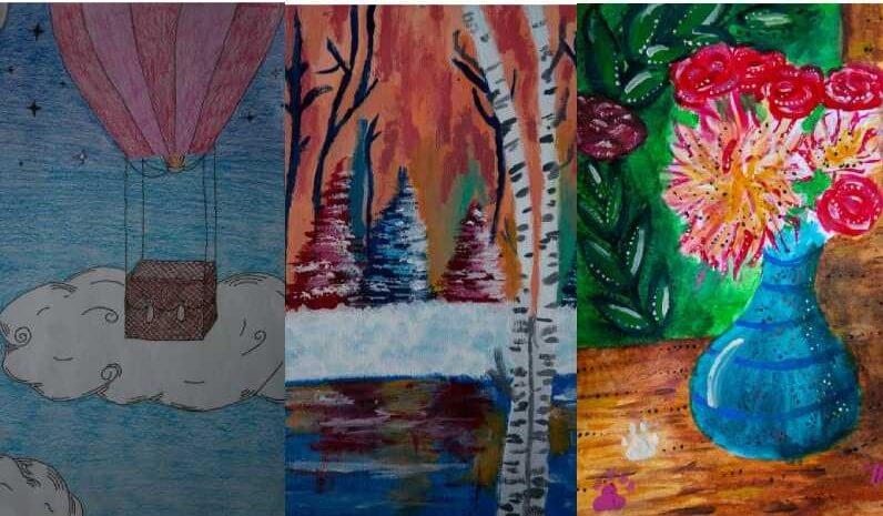 """Добрин Пелтеков """"Деца рисуват за деца"""""""