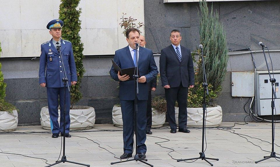 Кметът на В.Търново Даниел Панов