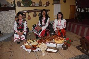 Житената питка в Сушица