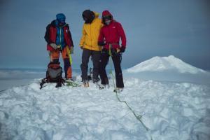 Връх Лясковец в Антарктида