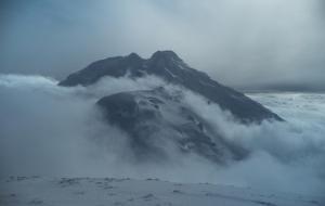 Връх Фрисленд и връх Св. Борис