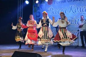 Посрещане на 2018 г. в Горна Оряховица